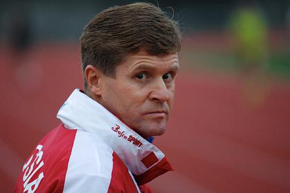 Пожизненно отстраненный за допинг тренер Чегин тайно продолжил работать