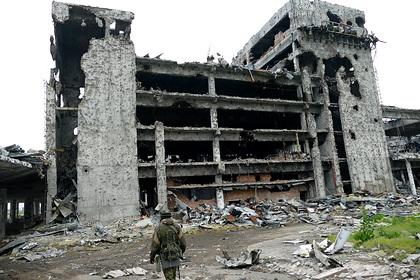 Украина разберется в вероломстве защищавших аэропорт Донецка ополченцев