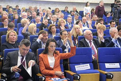 Названа дата общественных слушаний по законопроекту о поправках к Конституции