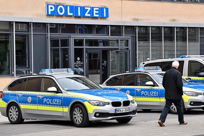 Неизвестный расстрелял шесть человек в Германии