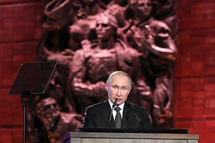Польша встревожилась из-за триумфа Путина в Израиле
