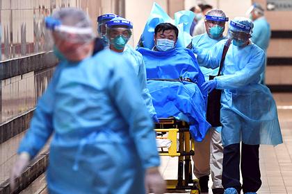 В Китае вылечили первого больного коронавирусом