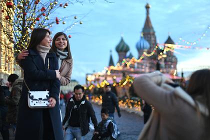 Названы самые привлекательные для иностранцев места в России
