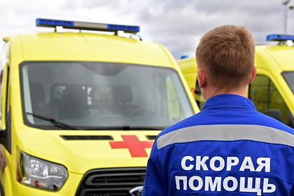 Пьяный россиянин избил двух фельдшеров