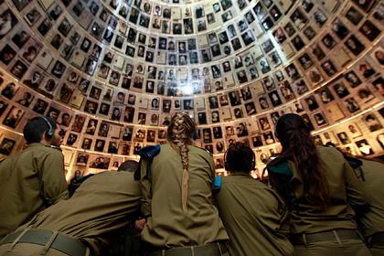 Россию и Израиль обвинили в злоупотреблении памятью о Холокосте
