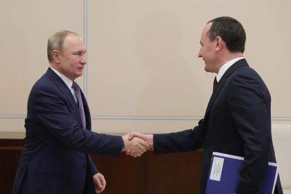 Глава «Россетей» доложил Путину о 125 миллиардах прибыли компании