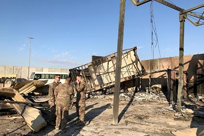 США раскрыли последствия иранского обстрела американских баз в Ираке