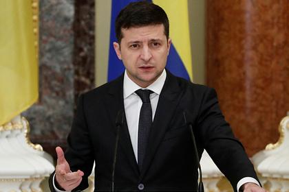 Зеленский заявил о необходимости закончить конфликт на Донбассе