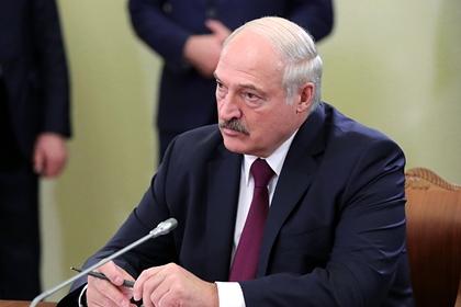 Лукашенко разрешил изменить соглашение с Россией по газу