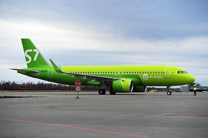 Российский самолет совершил экстренную посадку из-за неисправностей