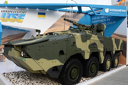 Новые украинские «Буцефалы» пошли трещинами