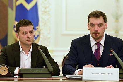 Зеленский объяснил отказ принять отставку премьер-министра