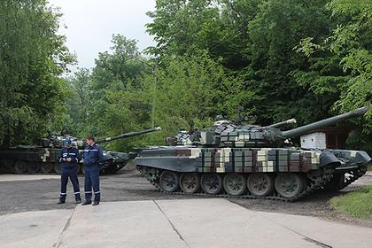 Возможности украинского Т-64 показали на видео
