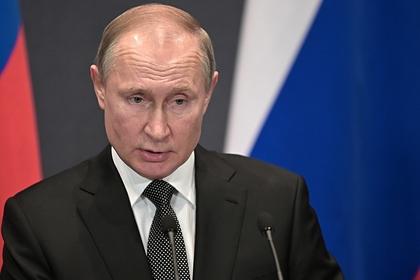Путин поручил проверить дело осужденного на четыре года за появление на митинге