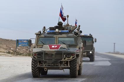 В Минобороны рассказали про перехват военными США российского генерала в Сирии