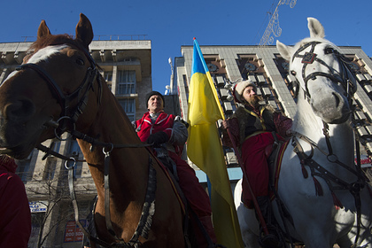 Киев обвинил Москву в воровстве истории несуществующего государства