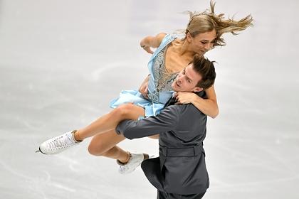 Российские фигуристы выиграли золото чемпионата Европы в танцах на льду