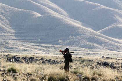 В Афганистане атаковали Ми-8 с украинским экипажем