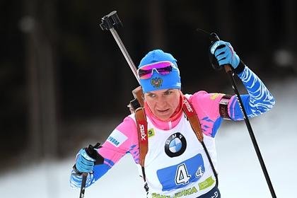 Тренер российских биатлонистов обвинил «мужиков» в очередной гонке без медалей