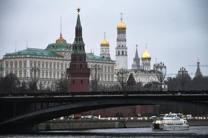 Кремль объяснил отставку правительства Медведева
