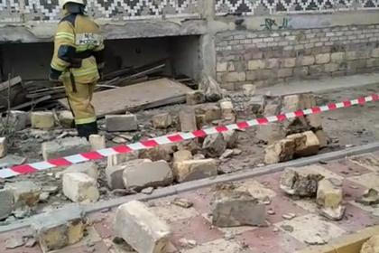 В жилом доме в Махачкале произошел взрыв
