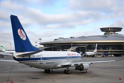 Раскрыта личность одного из снятых с рейса «Белавиа» в Мюнхен пассажиров