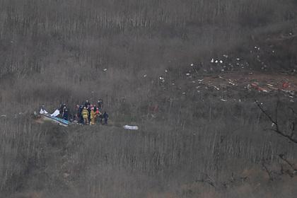 Стали известны подробности авиакатастрофы с Коби Брайантом