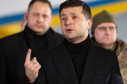 Зеленский высказался о гибели двух украинских военных в Донбассе
