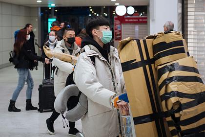 Названо число находящихся в эпицентре смертельного вируса в Китае россиян