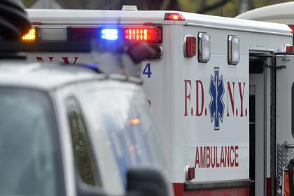 Пожилая женщина выпала с седьмого этажа и выжила