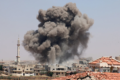 В США заявили о начале финальной битвы за Сирию