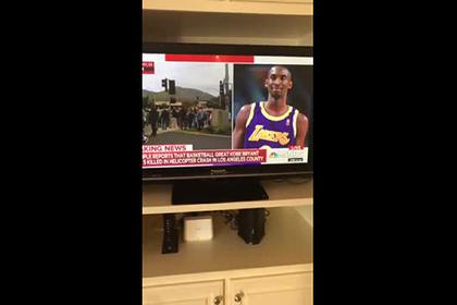 Ведущая произнесла слово «ниггер» в эфире о гибели Брайанта и разъярила фанатов