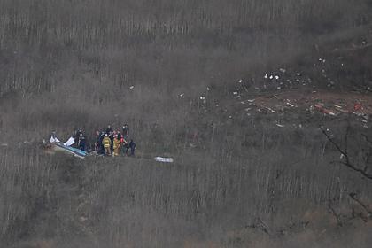 Названы имена всех погибших при крушении вертолета с Коби Брайантом