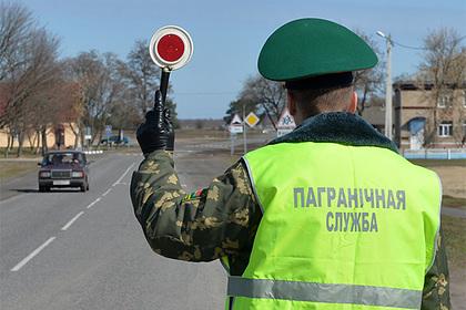 Белоруссия уличила россиян во ввозе «санкционки» в Россию