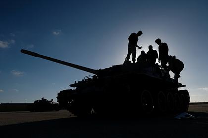 Турцию обвинили в отправке террористов в Ливию