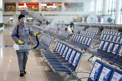 Сингапур оценил потери от китайского вируса