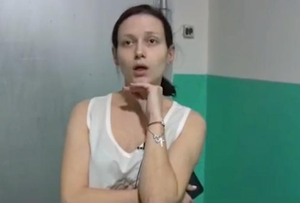 Мать оставленных мальчиков Ольга Пушкарева