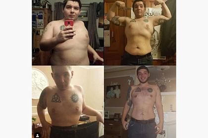 Толстяк увлекся мобильной игрой и похудел на 63 килограмма