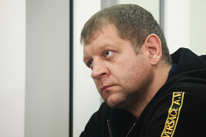 Стало известно о тренировках Александра Емельяненко под арестом