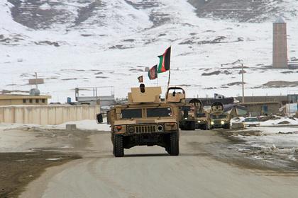 США опровергли причастность талибов к крушению самолета в Афганистане