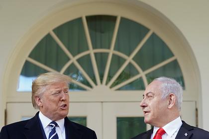 Трамп и Нетаньяху обсудили «сделку века»