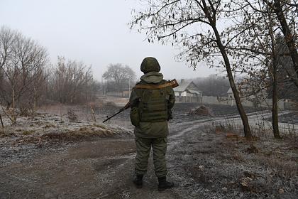Украину обвинили в попытке срыва разведения войск в Донбассе