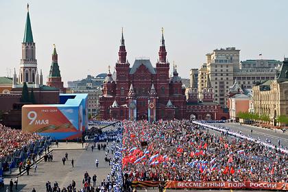 Россияне оказались недовольны милитаризмом Дня Победы