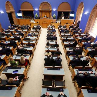 Парламент Эстонии