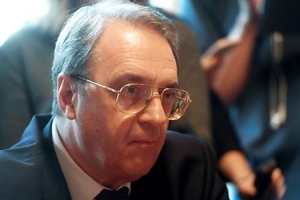 В российском МИД раскритиковали решение США по «сделке века»