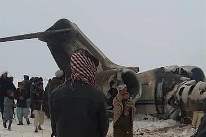 Талибы заявили о гибели высокопоставленных сотрудников ЦРУ в сбитом самолете