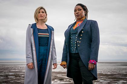 Новым «Доктором Кто» стала чернокожая женщина