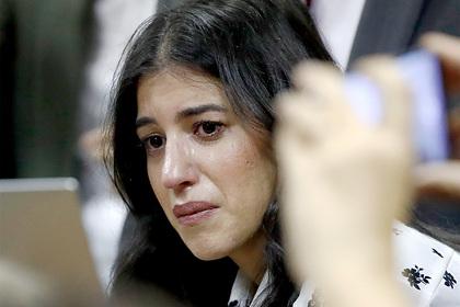 Кремль прокомментировал возможное помилование осужденной за гашиш израильтянки