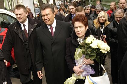 У жены Януковича нашли элитную недвижимость в Крыму