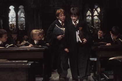 Названы главные загадки «Гарри Поттера»